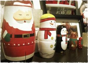 Glædelig jul, Joyeux Noël & Merry Christmas