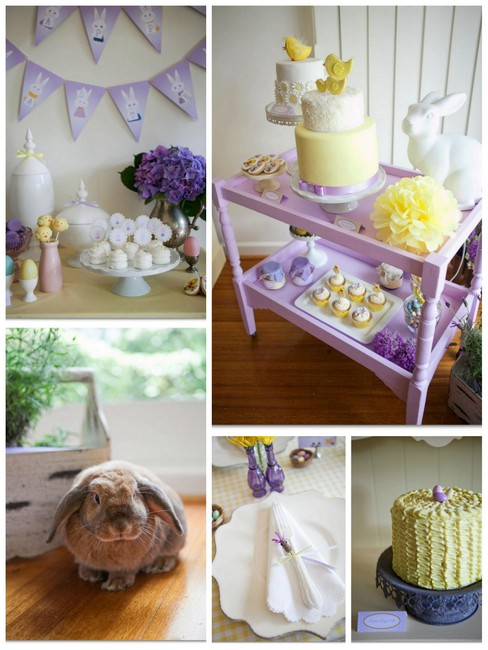 The Little Big Company and Lily Chic Events Easter Collaboration 2