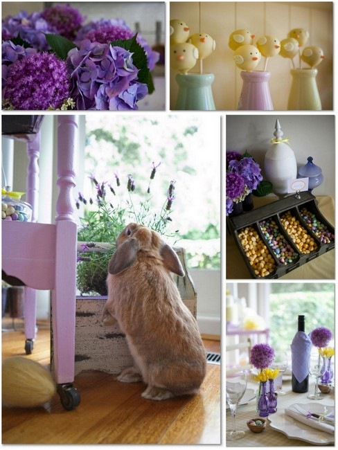 The Little Big Company and Lily Chic Events Easter Collaboration