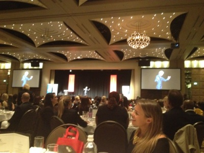 Business Chicks Bob Geldof Breakfast
