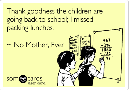 school lunches, school holidays, vacations, semester break