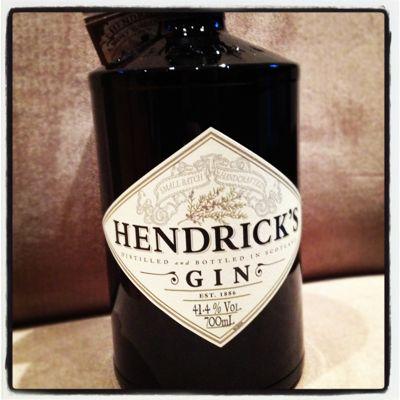 My Hendrick's Gin