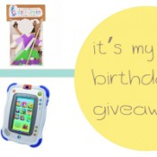 It&#039;s my birthday giveaway
