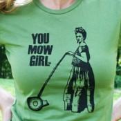 dividing up the chores