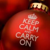 The annual Christmas panic
