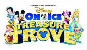 Giveaway…. Disney On Ice