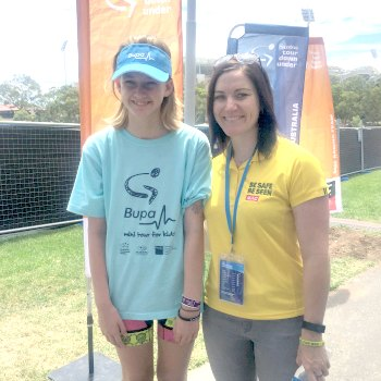Anna Meares and Poss